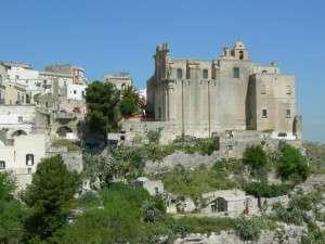 La Cattedrale di Matera in Basilicata