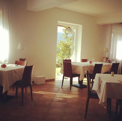Arbustico ristorante Valva in provincia di Salerno