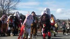 Carnevale 2015 a Tricarico