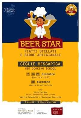 Beer Star Corso di Avvicinamento alla Birra Artigianale