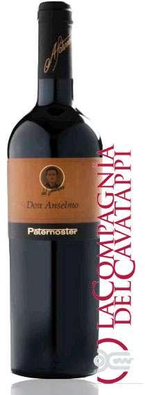 Aglianico del vulture DOC Don Anselmo Paternoster